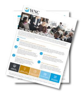 WNC Insurance Services: The WNC Advantage packet.