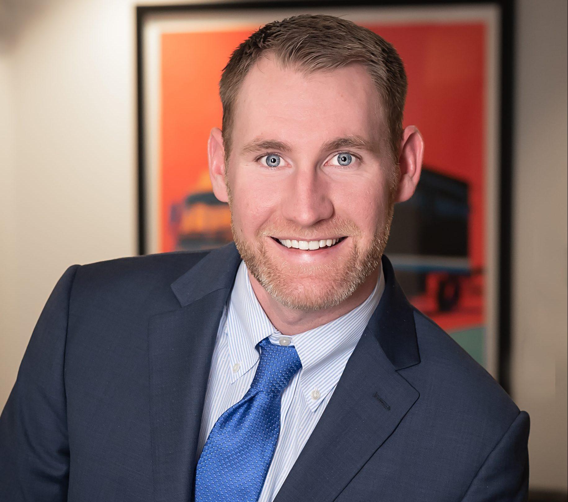 Photo of Tim Reilly.