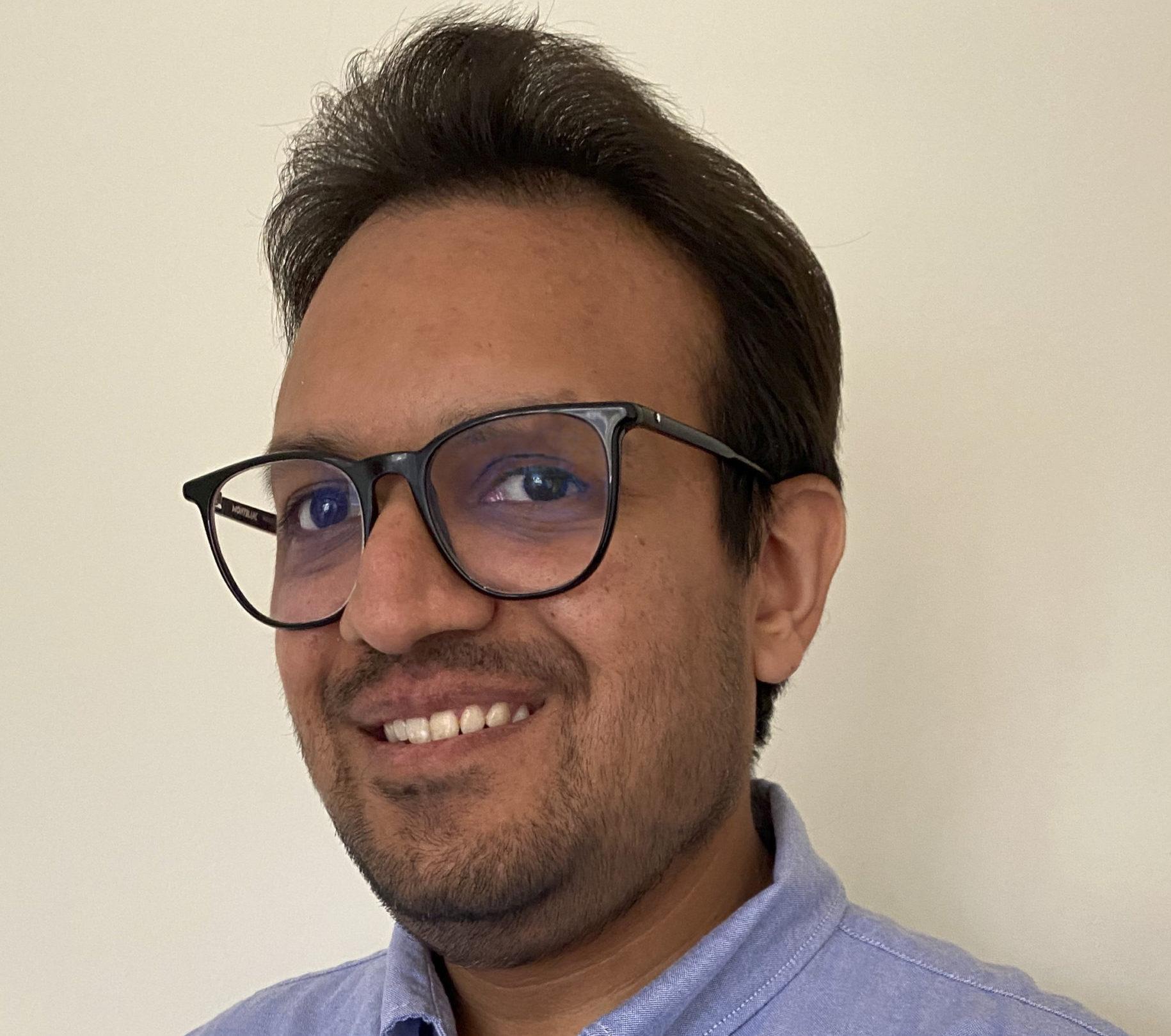 Photo of Nirav Shah.